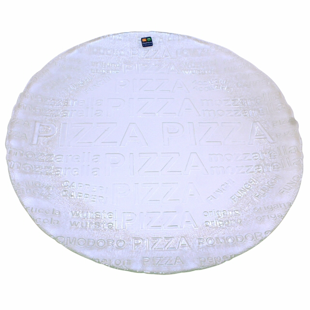 блюдо walther glas silent night кругл 24 5х24 5см стекло блюдо д/пиццы NINAGLASS Пицца кругл. 35х35см стекло