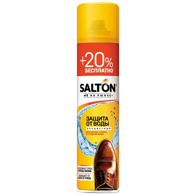 пропитка для обуви SALTON водоотталк. универсальная 250мл