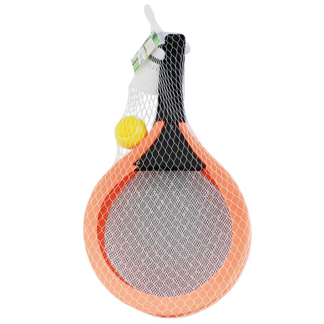 набор для тенниса 2 ракетки и мячик цена