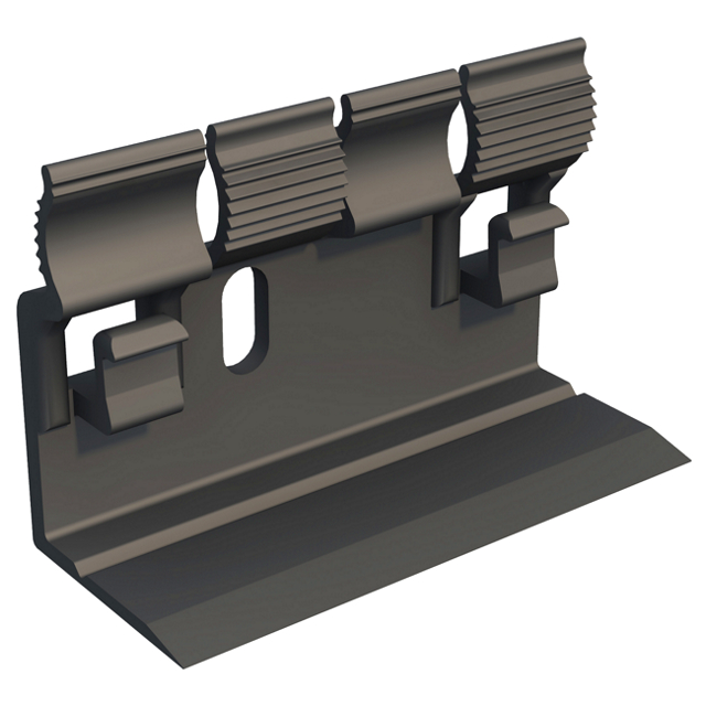 клипса крепежная CH23 для плинтусов FN SL60L, FU60L, FU82L, FU116L 30шт.