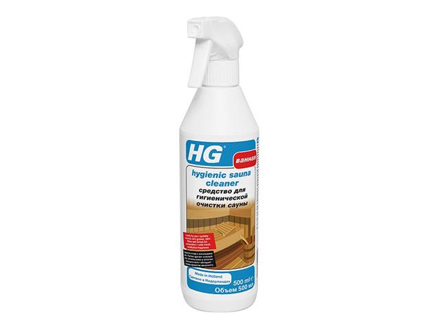 средство чистящее HG для сауны 0,5л
