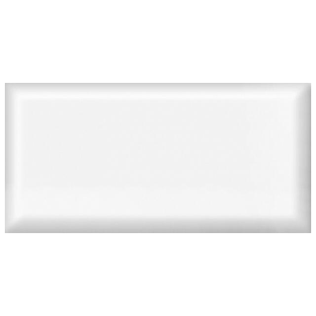 купить плитка настенная 9,9х20 КАРНАВАЛ В ВЕНЕЦИИ, белый матовый по цене 704 рублей