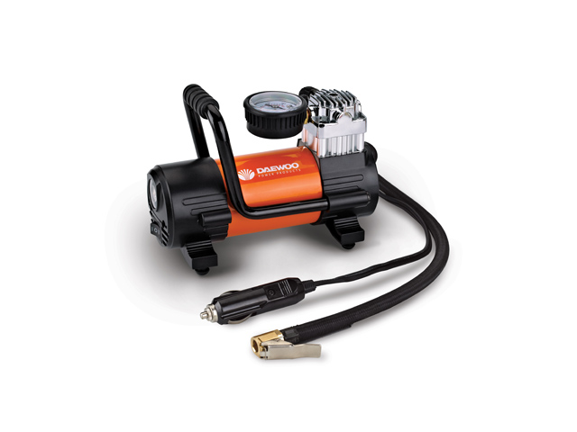 компрессор автомобильный DAEWOO 12В 60л/мин автомобильный аккумулятор tubor aquatech efb 60