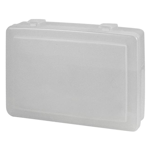 органайзер с защелкой UGO LOKS 19,5х13х4см 3 отделения пакет loks super cleaning вакуумный с насосом 50 x 35 см 3 шт