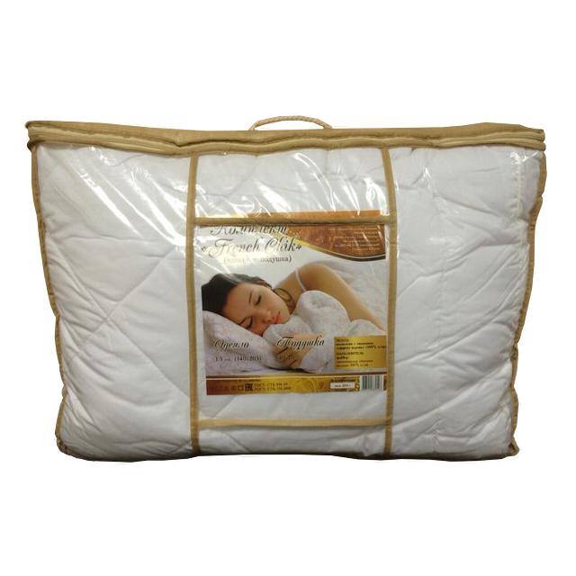 комплект French Chick одеяло 140х205 и подушка 50х70, арт.од.1,5сп,под 50х