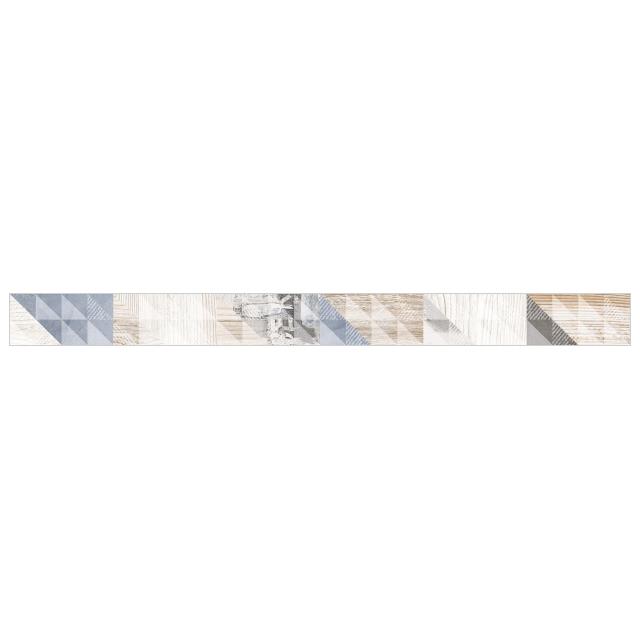 бордюр настенный 5x60,3 ВЕСТАНВИНД, серый