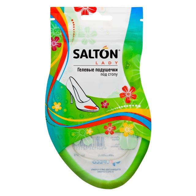 подушечки SALTON под стопу, гелевые