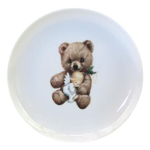 тарелка CMIELOW Atelier Мишка 18см десертная фарфор