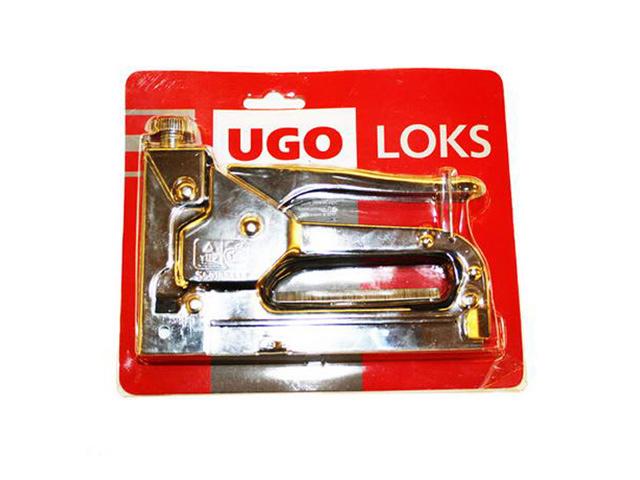 степлер ручной UGO LOKS тип 53 4-14мм