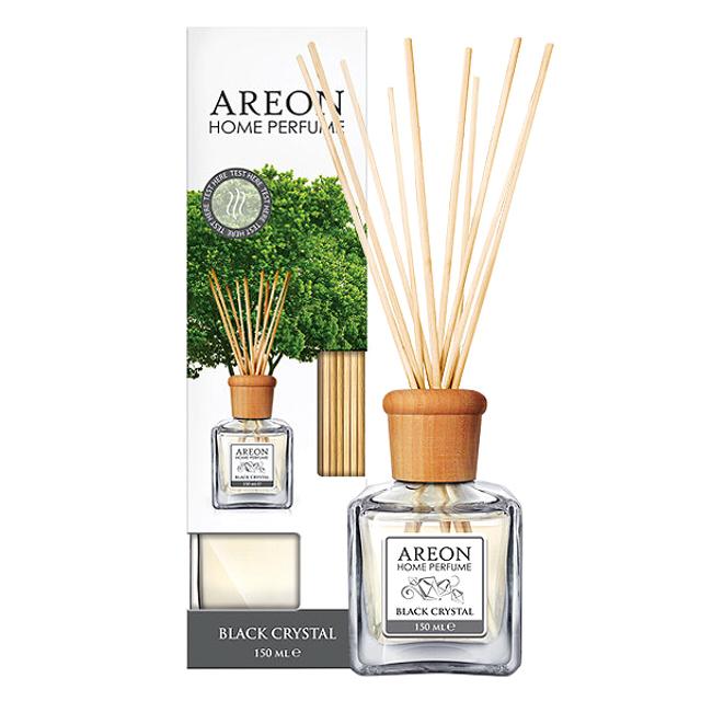 ароматизатор AREON Home Perfume Sticks Black Crystal жидк. 150мл недорого