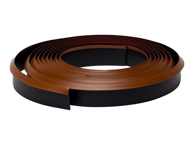 лента уплотнительная для столешниц SALAG коричневый 4,2м