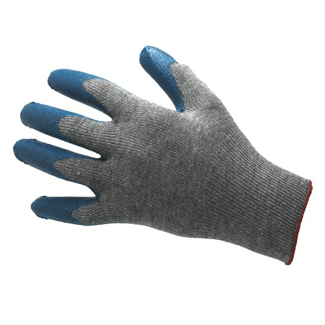 перчатки х/б с тройным латексным обливом Маракана, 13 кл., 1 перчатки латексные русский инструмент 67724 х б 13 класс
