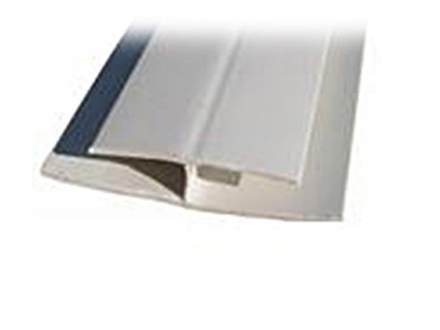 профиль для панелей ПВХ, соединительный, 3 м, белый профиль примыкающий оконный пвх 6 мм белый 2 4 м