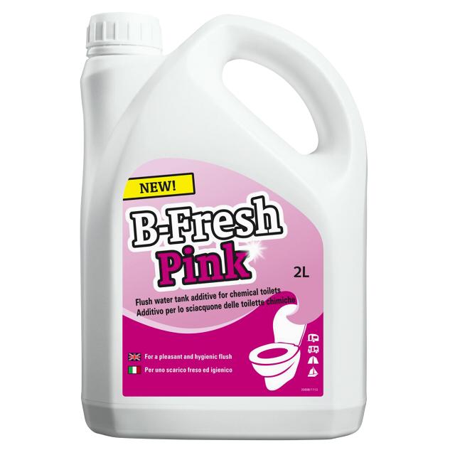 жидкость B-fresh pink 2л