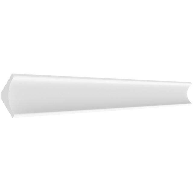 плинтус потолочный COSCA 20х20х2000мм белый, арт.СПБ069532