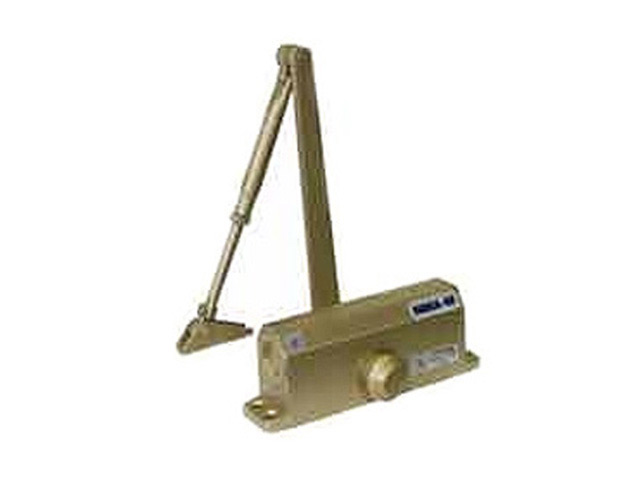доводчик дверной НОРА-М морозостойкий 160кг серый доводчик дверной нора м 3s 80кг bronze 4990