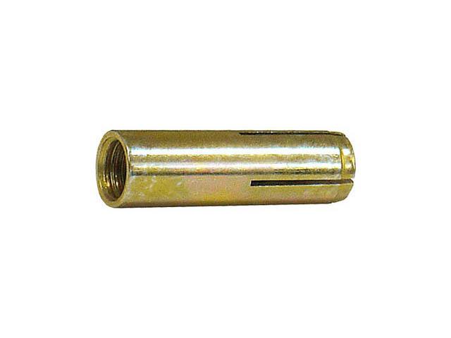анкер забивной, 6 мм, шт