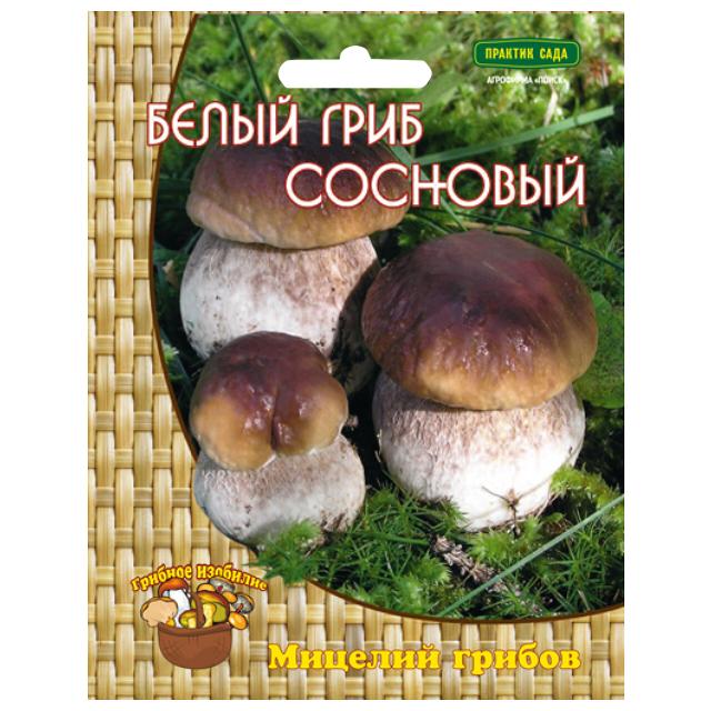 мицелий грибов Белый гриб сосновый 60мл микрофон defender mic 142 64142