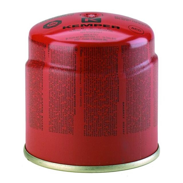 баллон газовый KEMPER 1120 прокалываемый 360мл