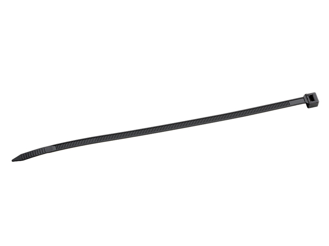 стяжка кабельная, 100х2,2 мм, 50 шт PRTB, черный