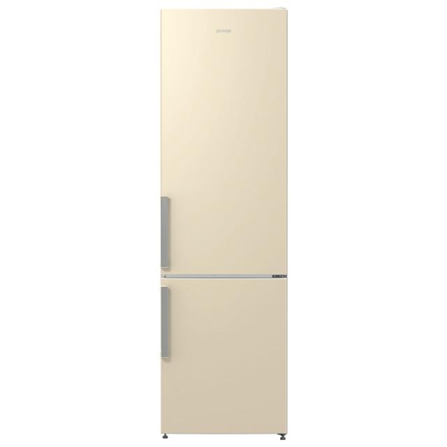 лучшая цена холодильник GORENJE NRK6201GHC 2кам.254+85л 200х60х64см беж.