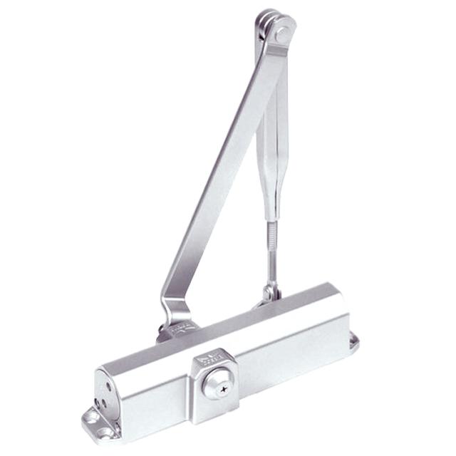 доводчик дверной DORMA TS EN 2/3/4 Compakt 120кг белый