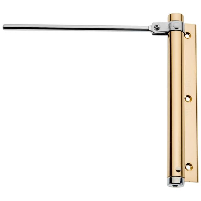 доводчик дверной MSM пружинный 85кг золото