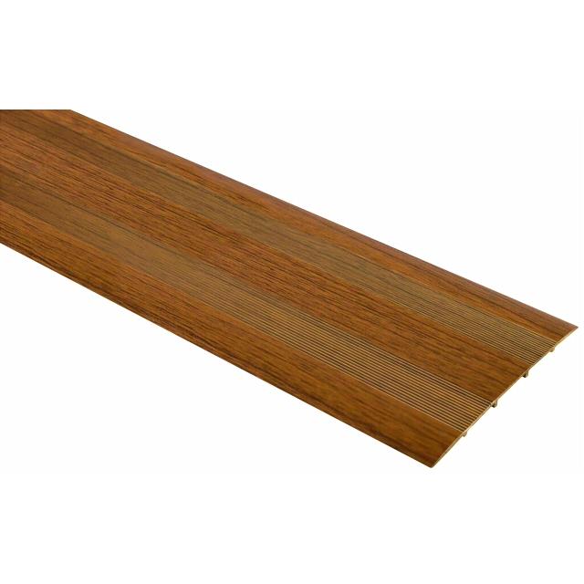 порог алюм. стык 78мм 1,8м декор. дуб лионский А80 стоимость