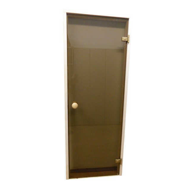 дверь для сауны ANDRES 700х1900 мм бронза