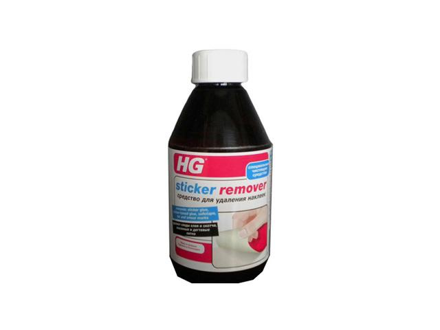 средство чистящее HG для удаления наклеек 300мл