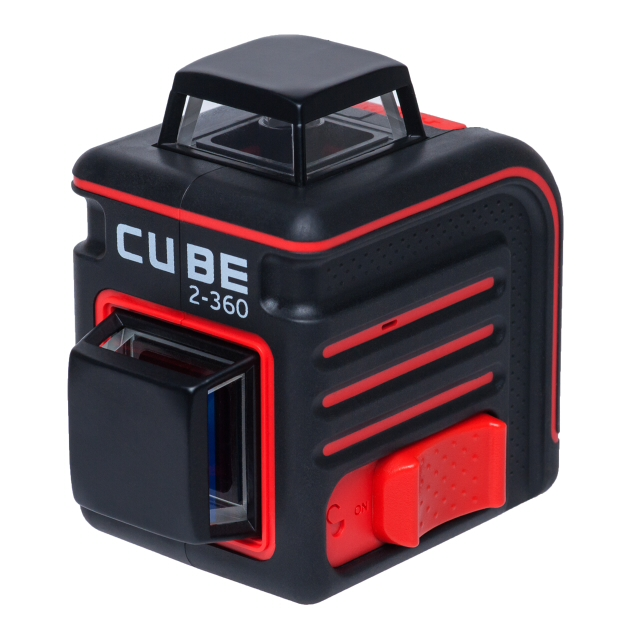 нивелир лазерный ADA Cube 2-360 Basic Edition 20м лазерный уровень нивелир ada cube mini basic edition