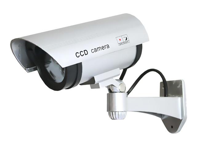 уличный муляж видеокамеры с мигающим светодиодом GF-AC01