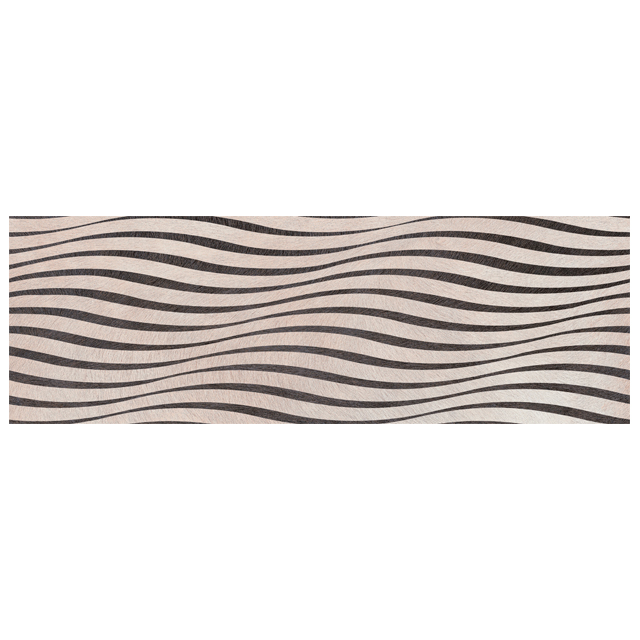 плитка настенная 20x60 ZOO DECOR GRIS, серая cristacer miracle decor melina beige 20x60