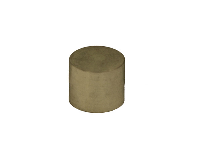 комплект наконечников УЮТ Ост 16мм цилиндр 2шт бронза, арт.17.21.0270