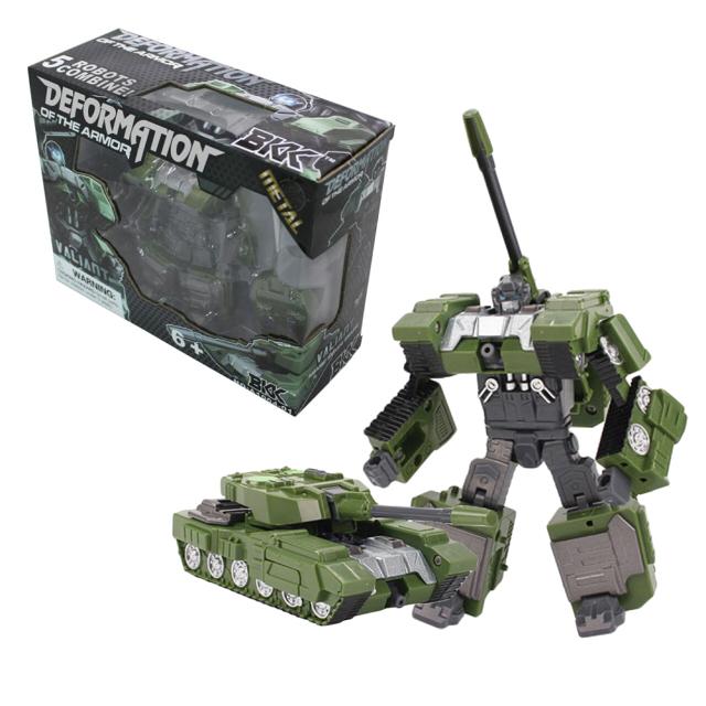 игрушка Робот трансформирующийся в танк нтм игрушка пластм танк в ассорт