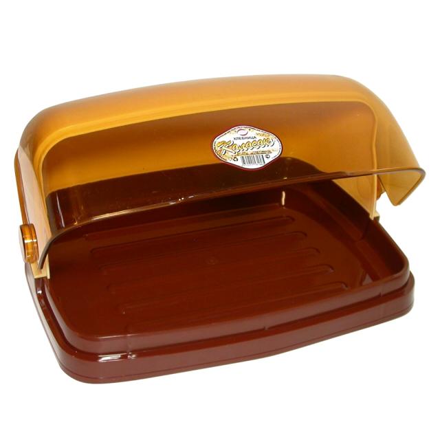 хлебница ELFPLAST Колосок 30х25х15см пластик