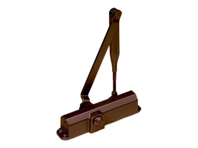 доводчик дверной DORMA TS EN 2/3/4 Compakt 120кг коричневый