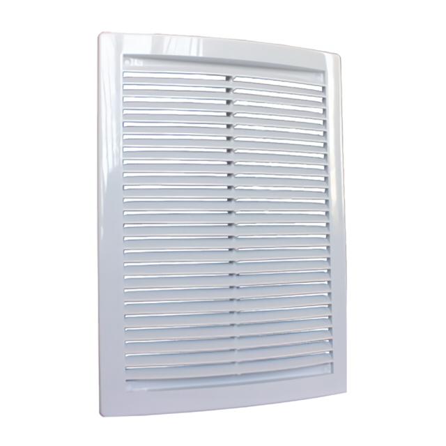 решетка вентиляционная 200х200 вытяжная АБС