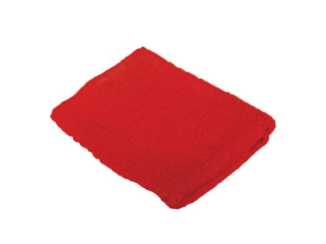 полотенце махр. 50х90см бордовое