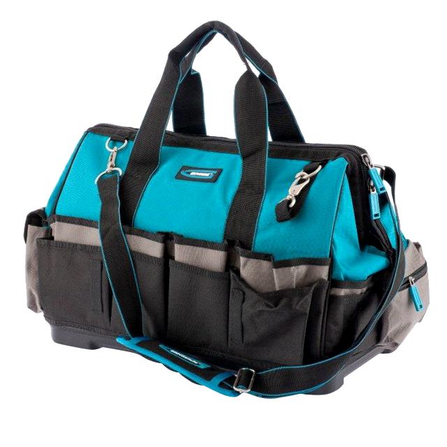 сумка для инструмента GROSS Handwerker 47,5х26х36см степлер мебельный gross 41005