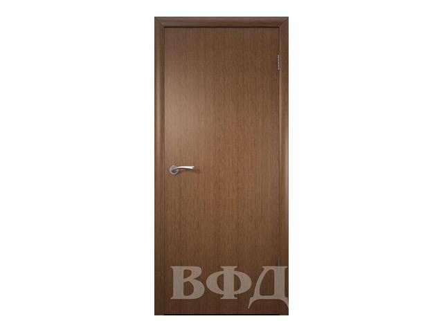 полотно дверное ВФД СОЛО ПГ-70 шпон орех полотно дверное перфекта пг 2х0 8м клен серебристый ламинати