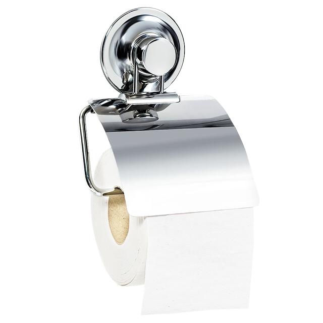 бумагодержатель закрытый TATKRAFT Ring Lock, хром