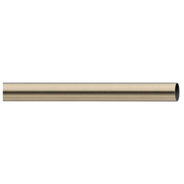 штанга ARTTEX 20мм 160см золото антик, арт.Нап. 20.650 1,60