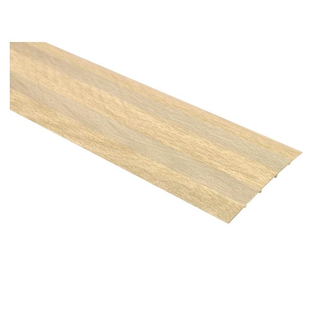 порог алюм. стык 78мм 1,8м декор. дуб выбеленный А80 порог одноуровневый стык самоклеящийся 0 9 м цвет ольха
