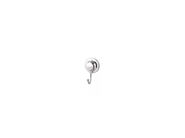 крючок LEDEME на вакуумной присоске, одинарный круглый