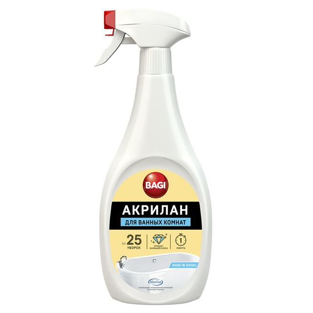 средство чистящее БАГИ Акрилан спрей 400л
