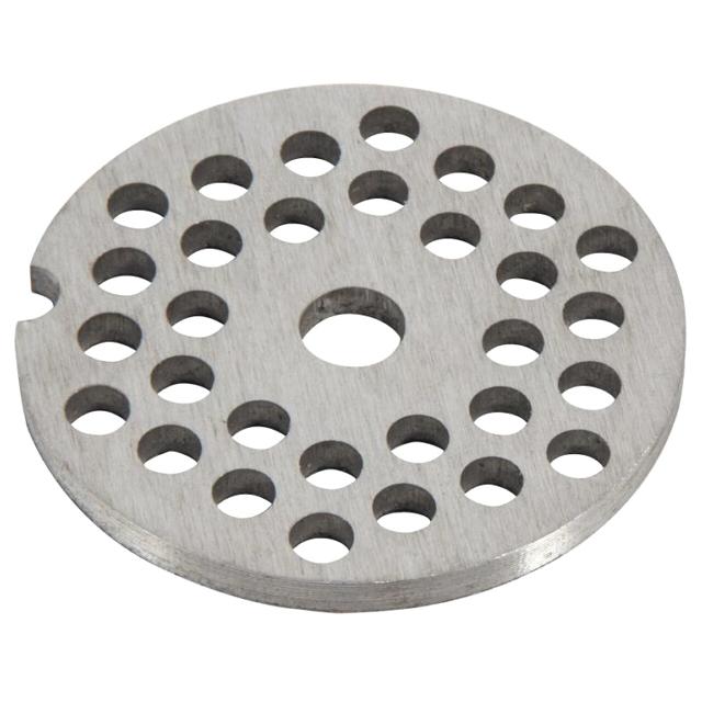 решетка для мясорубки MALLONY, нержавеющая сталь, запасная часть