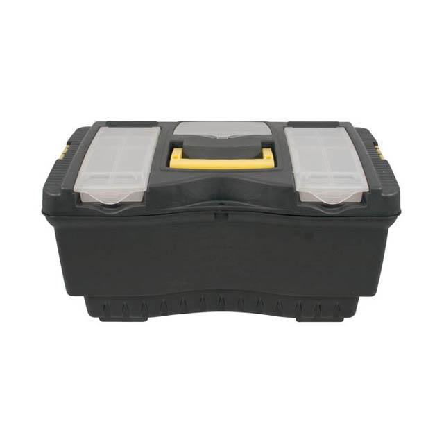 ящик для инструментов UGO LOKS 22, 560х320х275 мм, 2 органайзера