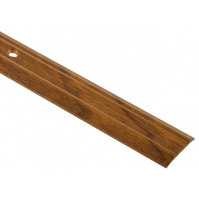 порог алюм. стык 25мм 0,9м декор. дуб лионский А1 порог одноуровневый стык самоклеящийся 0 9 м цвет ольха