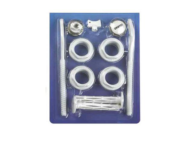 набор для подключения радиатора 3/4 LEDEME с кронштейнами